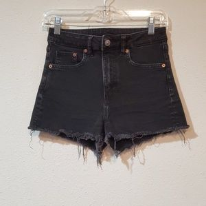 H&M DIVIDED  hight waist shorts size 6